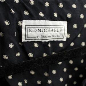 Vintage Dresses - ✨VTG✨ Polka Dot Midi Dress